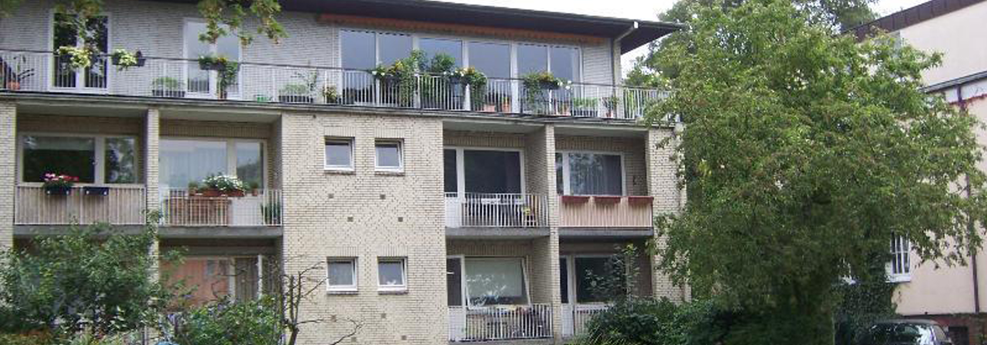 Zinshaus in Marienthal