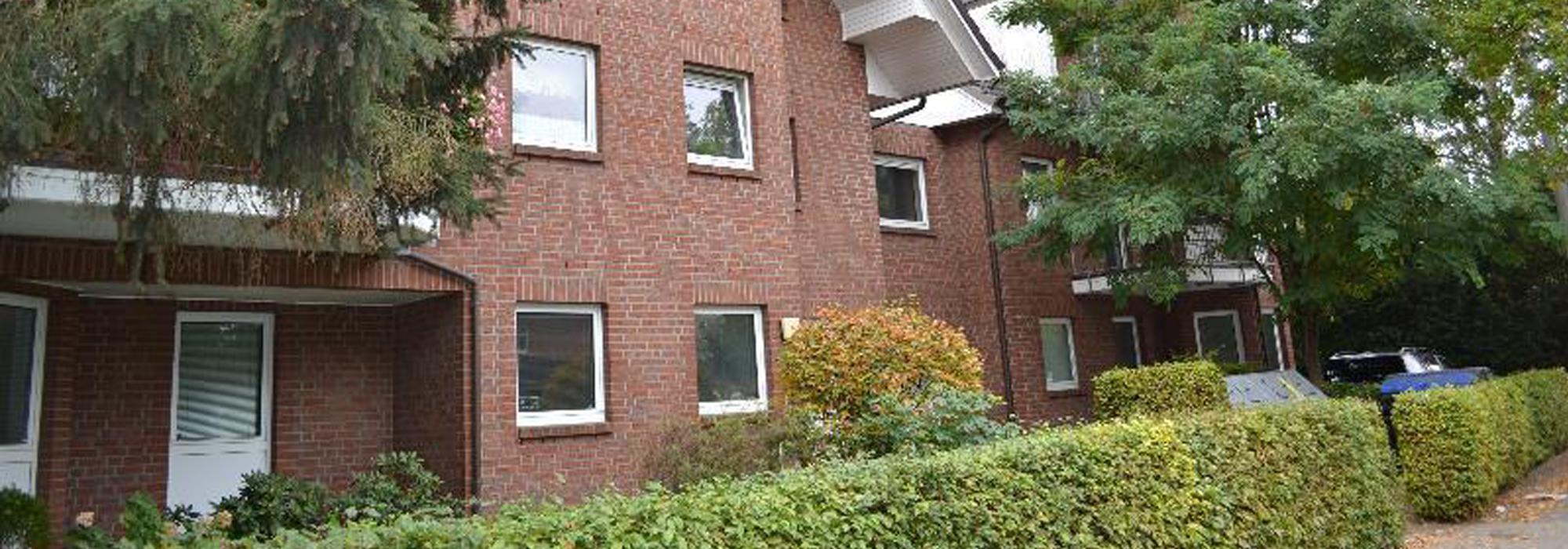 Moderne Eigentumswohnung in Lokstedt